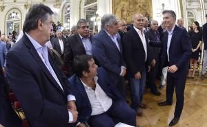 burocracia con Macri