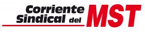 Logo corriente sindical MST
